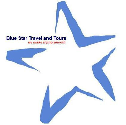 Blue Star Travel and Tours, Hajj, Umrah, airline tickets, cruise